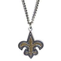 NFL New Orleans Saints Chain Necklace