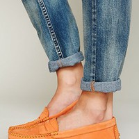 Free People Driver Moccasin