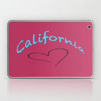 Cali  Laptop & iPad Skin by Aja Maile | Society6