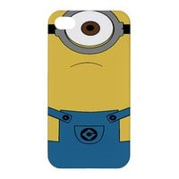 Despicable Me Minion Apple iPhone 4/4S Hardshell Case
