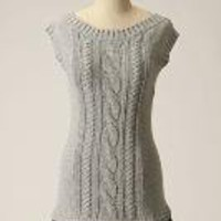 Sweater Collective Tunic