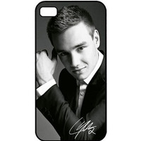 Liam Payne ONE DIRECTION Autograph Apple iPhone 4 4s Case Cover Little Thing
