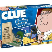 Clue Family Guy