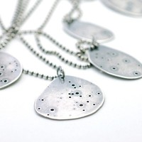 Custom Constellation Pendants Sterling Silver by BethCyr on Etsy