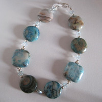 Ocean Jasper Bracelet