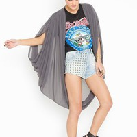 Kazzbar Cape  in  Clothes at Nasty Gal