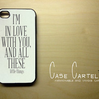 Apple iPhone 4 4G 4S  Case Skin Cover All These by CaseCartel