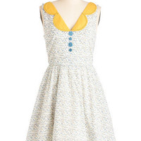 Bobbin to the Beat Dress | Mod Retro Vintage Dresses | ModCloth.com