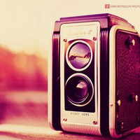 Vintage Camera Love  Fine Art Photography by KaliLainePhotography
