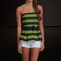 Fallbrook Strapless Top