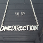 New Silver Plated  1D On...
