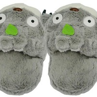 My Neighbor Totoro Plush Slippers