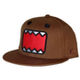 Amazon.com: Domo-kun: Baseball Cap Hat - Domo Face (Apparel:Size: Medium- Large (For Adults)): Toys & Games