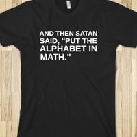 ALPHABET IN MATH - glamfoxx.com