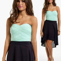 NWT MINT GREEN SWEET HEA...
