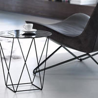 Joco side table by Walter Knoll, design at STYLEPARK