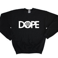 DOPE DIAMOND SWAG LIL WAYNE SUPPLY JUMPER SWEATER SWEATSHIRT WOMEN GIRL MEN NEW