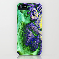 wow wow wa wa Wombat iPhone Case by RokinRonda | Society6