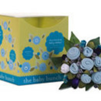 Baby Boy Bouquet - Medium Bunch