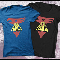 Battle of the planets by purplecactusdesign on Etsy