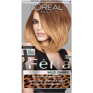 walmart l 39 oreal paris feria wild ombre from walmart. Black Bedroom Furniture Sets. Home Design Ideas