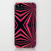 Hypno Cuts iPhone Case by TheLeb | Society6