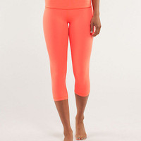 wunder under crop *silver | women&#x27;s crops | lululemon athletica
