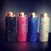 Bling BIC Lighter