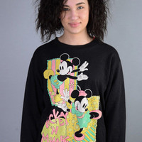 New Jack City Mickey 1970s Crewneck