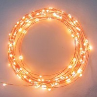 Amazon.com: Starry Starry Lights - Warm White Color - 20ft LED String Light - Includes Power Adapter - 2nd Generatin with 120 Individual LED&#x27;s: Patio, Lawn &amp; Garden