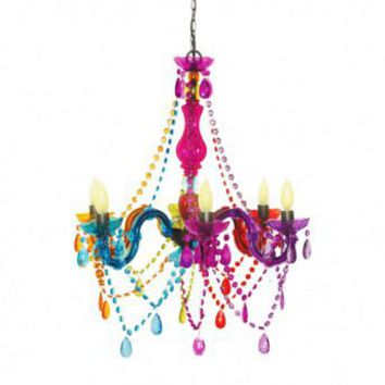 Wake Up Frankie - Cirque Hanging Chandelier