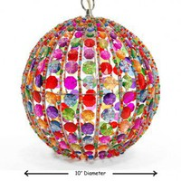 Wake Up Frankie - Orb Pendant Light - click for more colors!