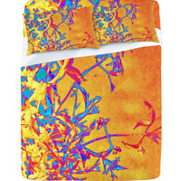 Leslie Donnelle Sunset and Vine Sheet Set