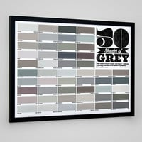 50 Shades of Grey Poster at Firebox.com