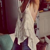 Free People FP X Flutterby Halter