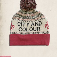 BOMPA: City and Colour - Native POM Beanie - All Products | Welcome to BOMPA