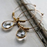 Water Waif Earrings - Elegant | Luulla
