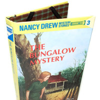 Book Ereader Cover for Kindle Nook Kobo Nancy Drew by retrograndma