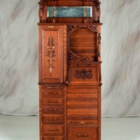 Rare Antique Harvard Dental Cabinet made by Harvard : Lot 83