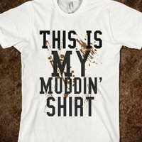 Muddin' shirt - Savannah Banana