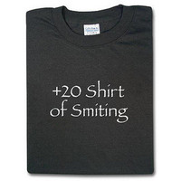 Shirt of Smiting