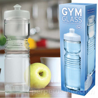 $16.99 GYM GLASS CARAFE -Perpetual Kid