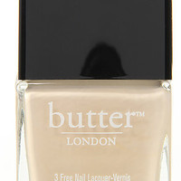 butter LONDON The Nail Lacquer in Cuppa