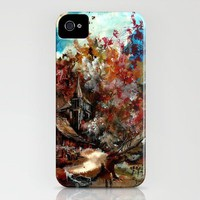 bir kasaban?n renkleri iPhone Case by Atalay Mansuro?lu | Society6