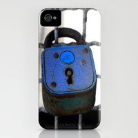Throw Away The Key iPhone Case by Rachel Landry | Society6