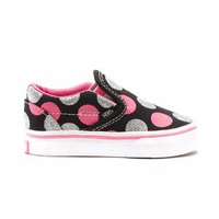 Big Glitter Dots Shoe by Vans - ShopKitson.com