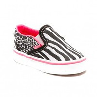 Animal Multi Slip-On by Vans - ShopKitson.com