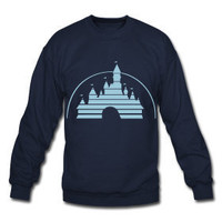 Disney Castle Unisex crewneck Sweatshirt
