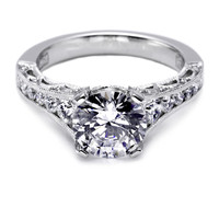 Tacori Engagement Rings, Diamond Engagement Rings Style #HT251012X