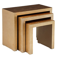 Z Gallerie - Astair Nesting Tables